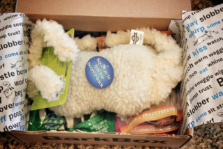 BarkBox subscription, monthly dog box, gifts for dogs